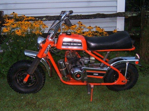 1972 MotoSki MotoSkeeter