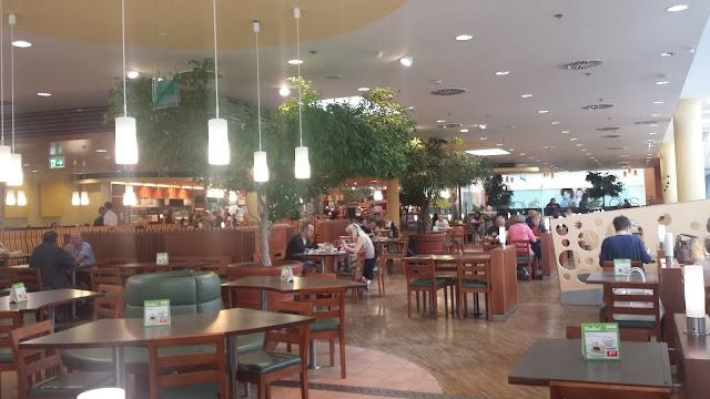 Restavracija Interspar Citypark