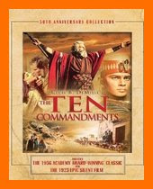 THE TEN CΟMMANDMENTS
