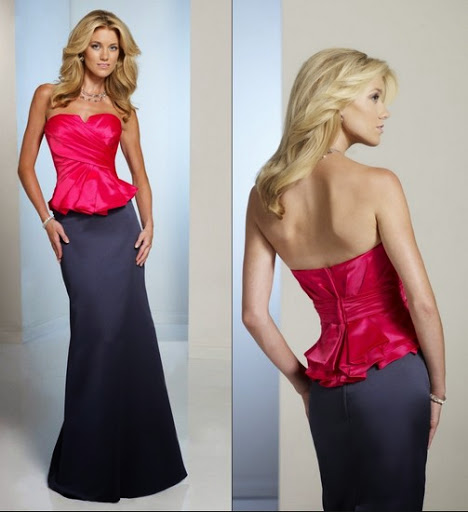 Upscale dinner party dress