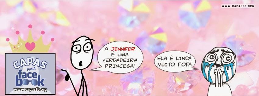Capas para Facebook Jennifer