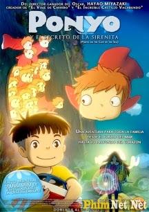 Bé Người Cá Ponyo - Ponyo On A Cliff By The Sea - 2008
