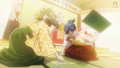 Chihayafuru Episode 24 Screenshot 6