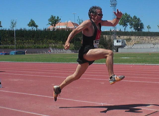 Juanjo Langa en Triple Salto