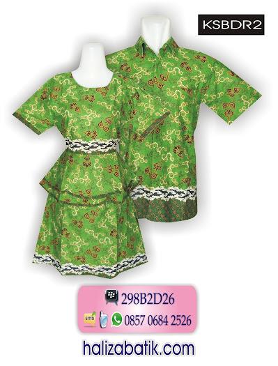 batik couple murah, grosir pakaian murah, baju batik keluarga