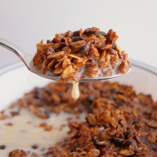 PB Chocolate Chip Granola