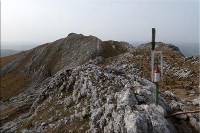 Aratz visto desde Elurzuloa