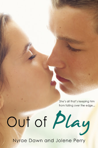 Cover Reveal: Out of Play by Nyrae Dawn and Jolene Perry