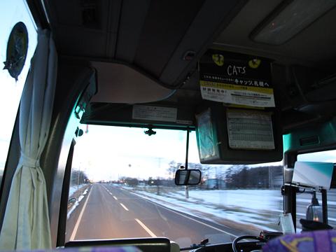 くしろバス「特急ねむろ号」 ・129 車窓 その4