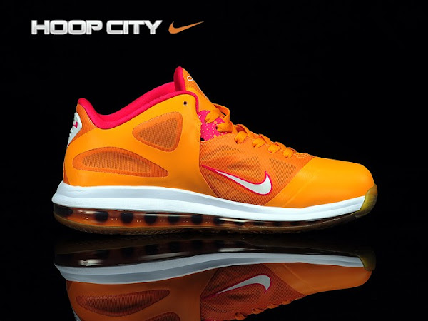 Detailed Look at Upcoming Nike LeBron 9 Low 8220Floridians8221
