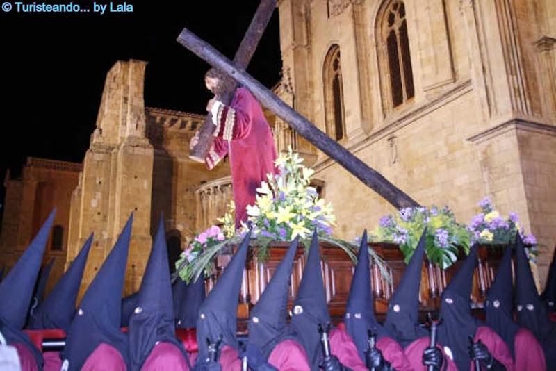 Semana Santa leonesa: Cristo de las Injurias