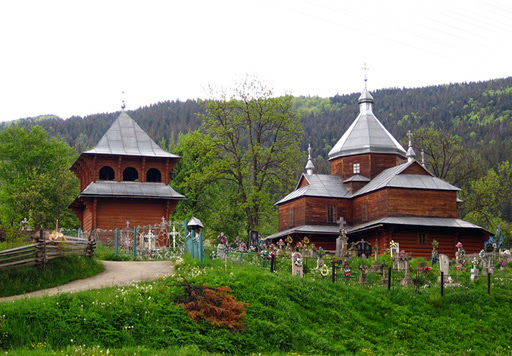 Church of Dormition of the Theotocos Yaremche