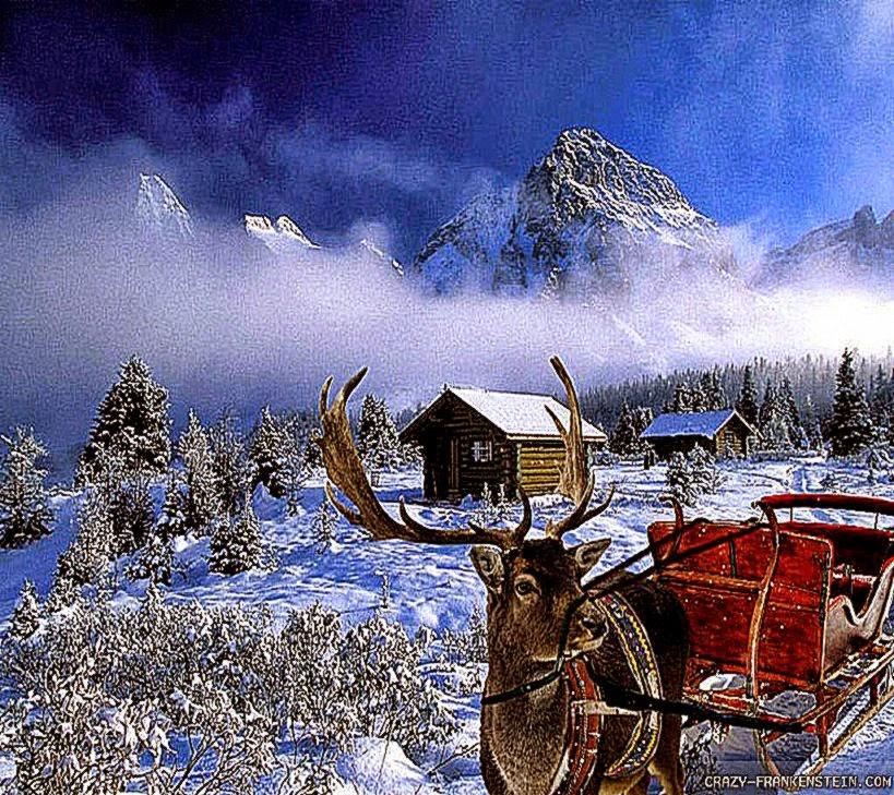 high resolution wallpaper christmas winter - photo #15