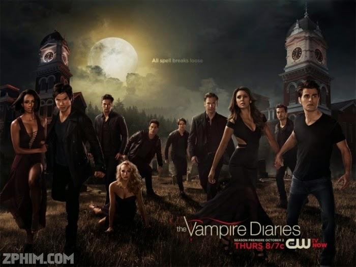 Ảnh trong phim Nhật Ký Ma Cà Rồng 6 - The Vampire Diaries Season 6 1