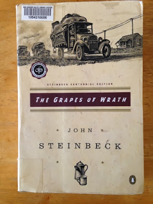 an overview of the joad family in the novel the grapes of wrath by john steinbeck John steinbeck's the grapes of wrath, tom joad and his family are forced from their farm in the depression-era oklahoma dust bowl and set out for california along.