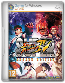Super Street Fighter IV Arcade Edition PC + Crack 2011