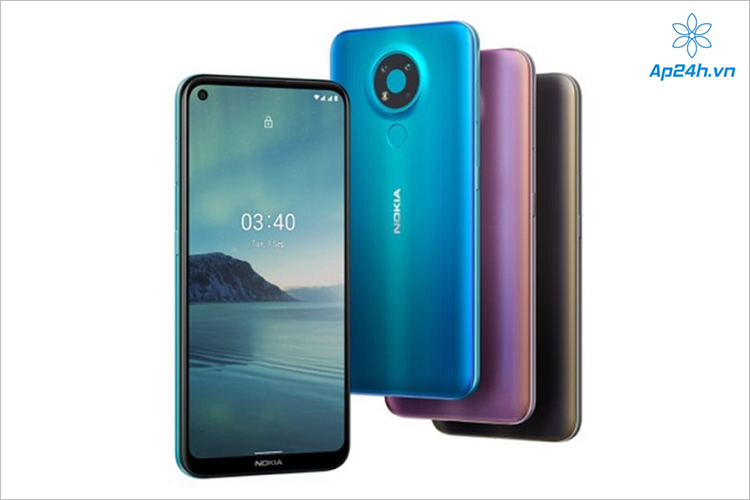 Nokia 3.4 hiện đã nhận bản cập nhật Android 11 tại 39 quốc gia