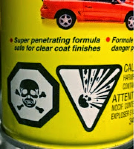Is Wd  Safe For Car Paint