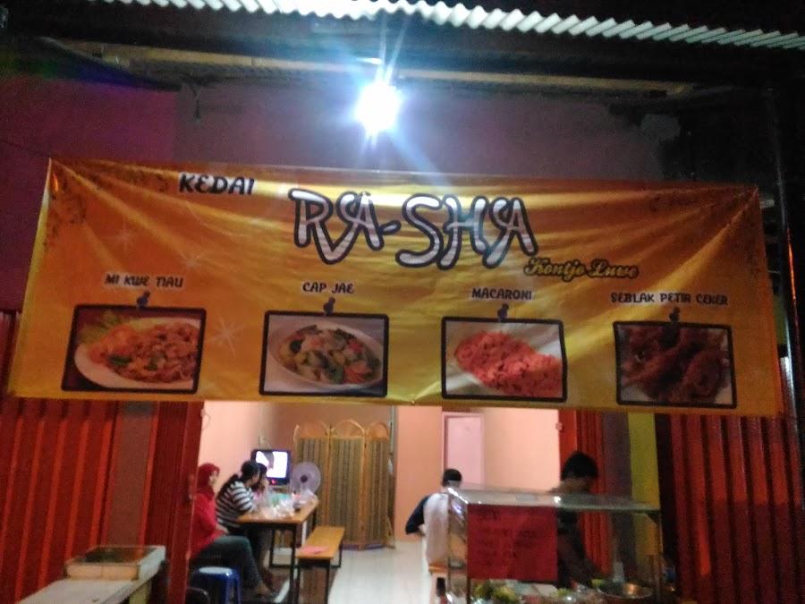 Kedai Ra-Sha (Cap Cay, Mie Ayam Jamur,dll)