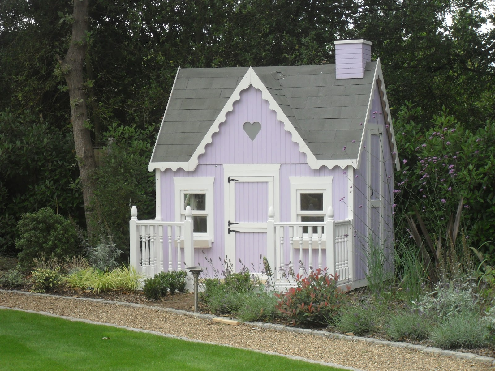 Victorian childrens playhouse enchanted creations for Victorian playhouse