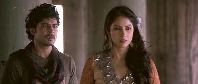 Screen Shot Of Hindi Movie Ishk Actually (2013) Download And Watch Online Free at Alldownloads4u.Com