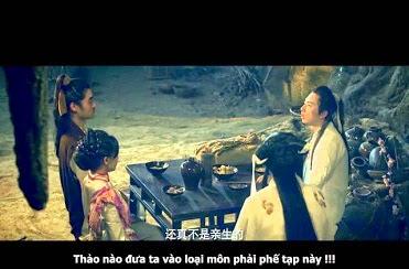 Cô Cô và Dương Quá phiên bản hài
