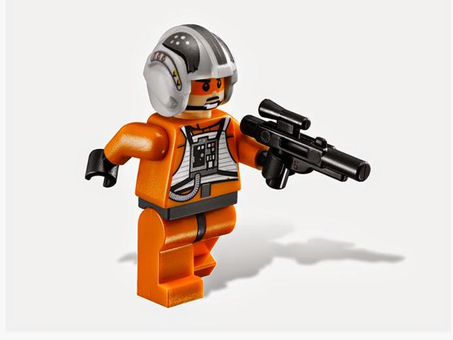 8083 レゴ スター・ウォーズ 反乱同盟軍 バトル・パック