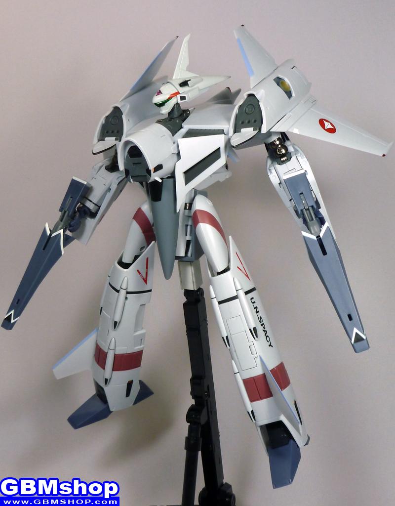 Macross VF-X VF-4G Lightning III Commander Type Battroid Mode
