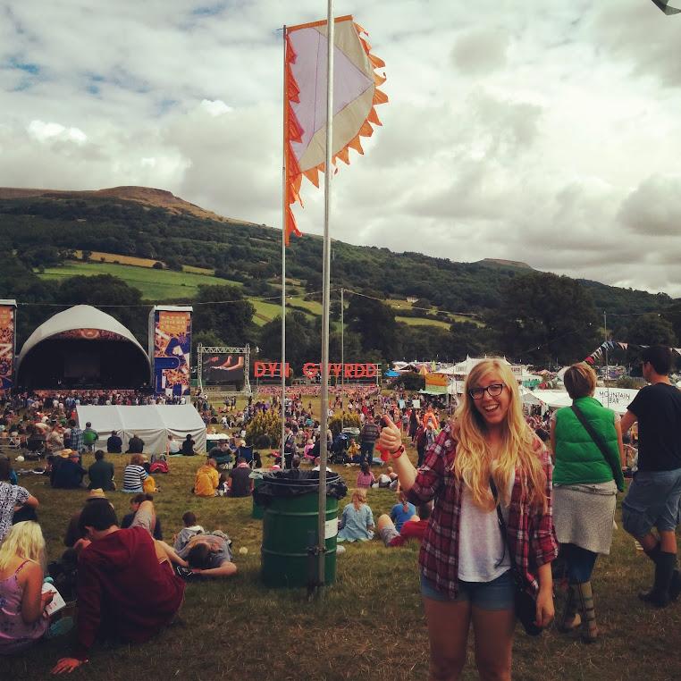 Green Man Festival Wales 2014