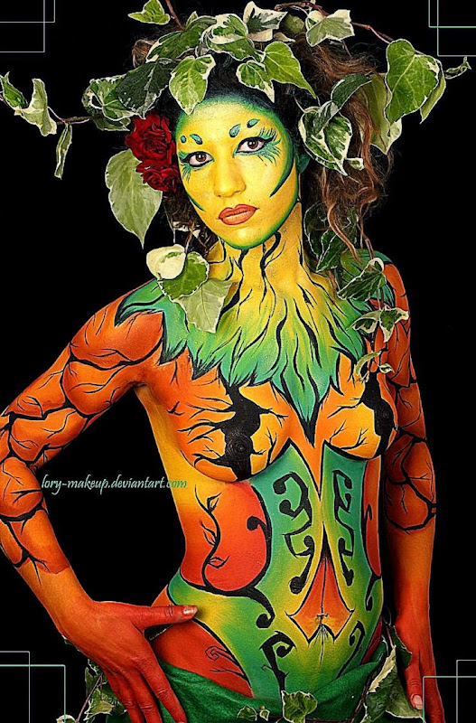 Body painting 2 by Lory makeup on DeviantArt