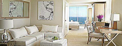 Grand Beach Hotel Surfside  Bal Harbour  Miami Florida