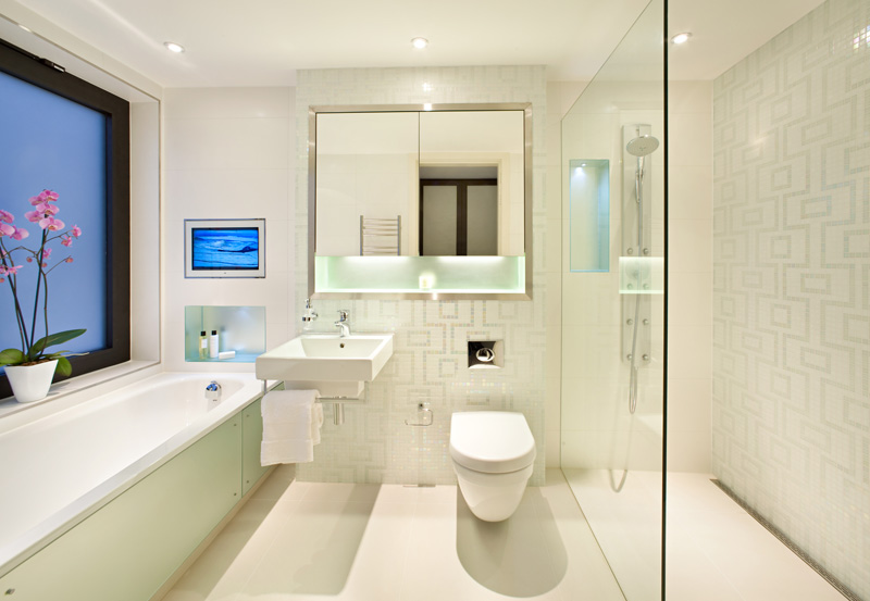 Idea interior design the creative and challenging world for Bathroom design qualification