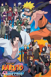 Naruto Phần 2 - Naruto Shippuuden (2007) Poster