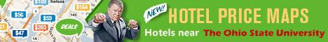 Hotels near Ohio State University Residence Hall