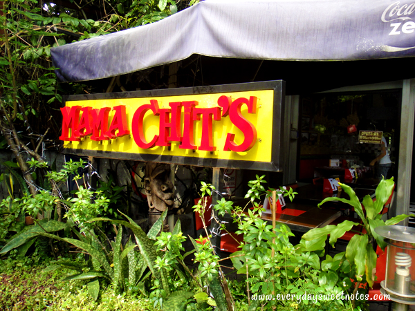 Mama Chit's Signage