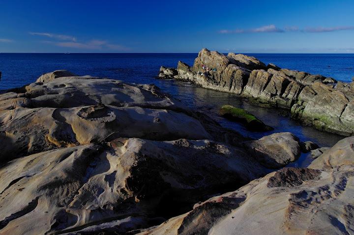 東北角 C型灣夕陽&南雅奇岩