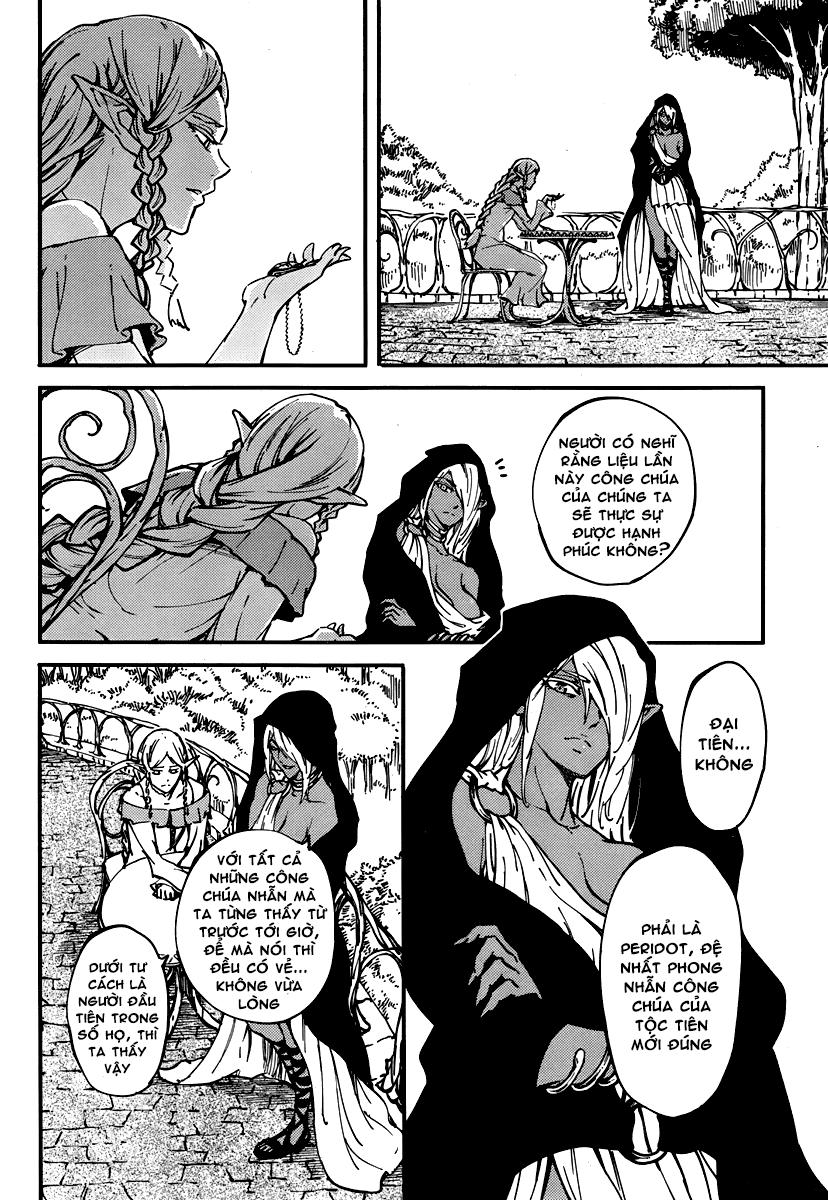 Kekkon Yubiwa Monogatari chap 10 page 36 - IZTruyenTranh.com