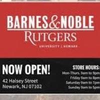 rutgers-newark bookstore
