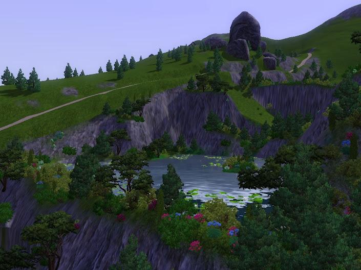 jezioro górskie