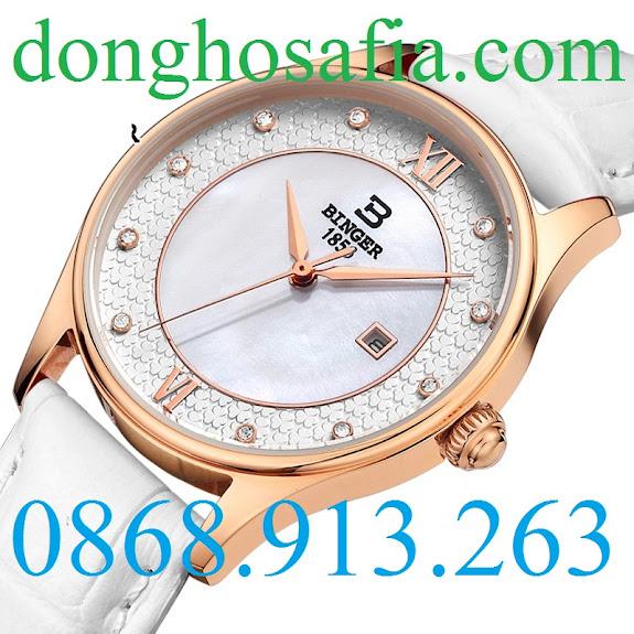 Đồng hồ nữ Binger BG3027 BG105