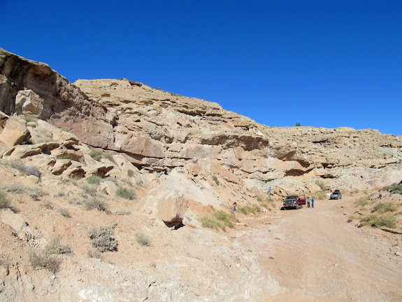 Lower Little Wild Horse Canyon