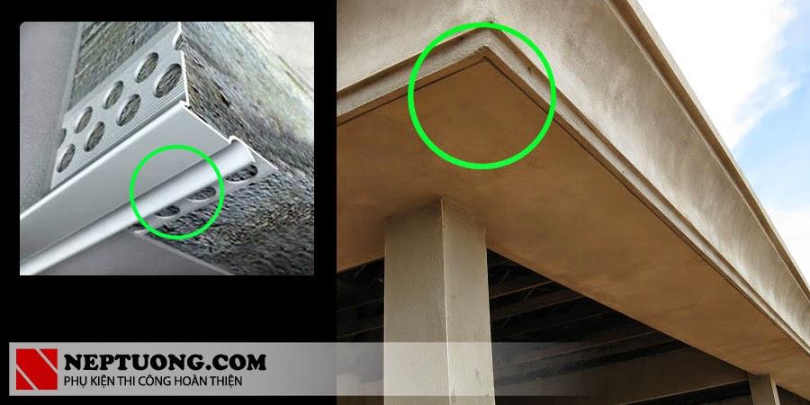 Hình ảnh thi công nẹp AGLU 2-10, AGLU 3-10 thực tế