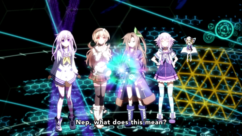 Choujigen Game Neptune: The Animation
