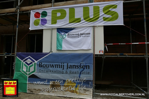 Appartementencomplex de linde  heeft zijn hoogste punt bereikt overloon 28-06-2013 (12).JPG