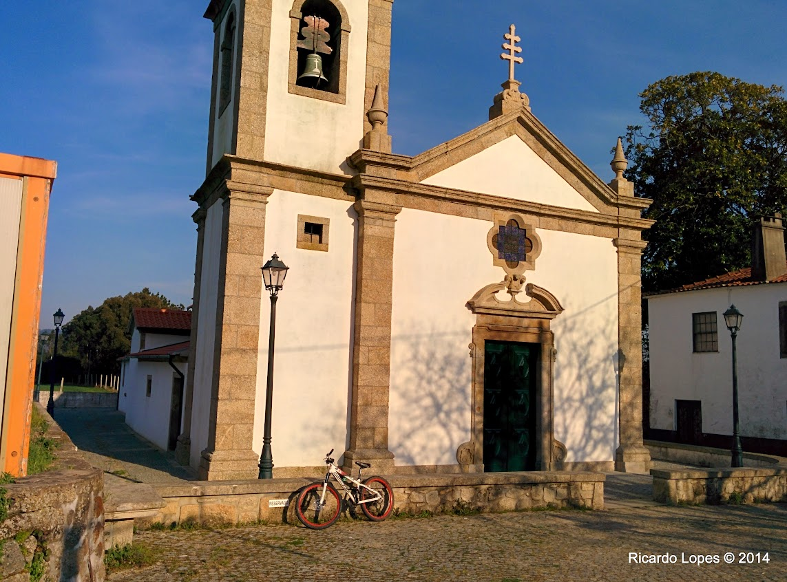 Igreja Paroquial de Tamel (São Pedro Fins)