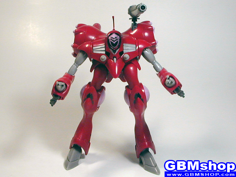 BANDAI ROBOT SPIRITS Side VF QUEADLUUN RARE KLAN KLANG CUSTOM Action Figure