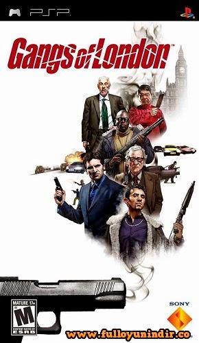 Gangs of London PSP