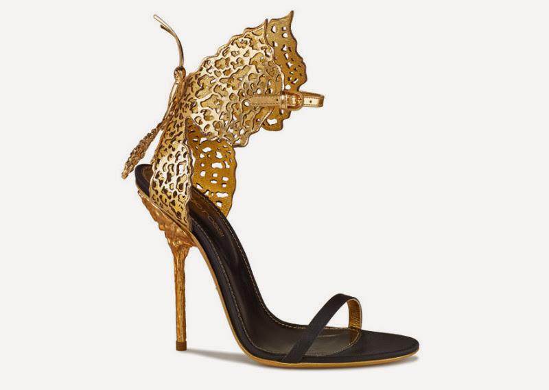 Sergio Rossi leptir sandale
