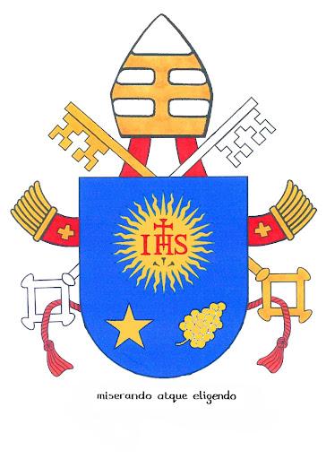 Huy hiệu Đức Giáo Hoàng Phanxicô