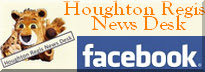 Houghton Regis News Desk logo